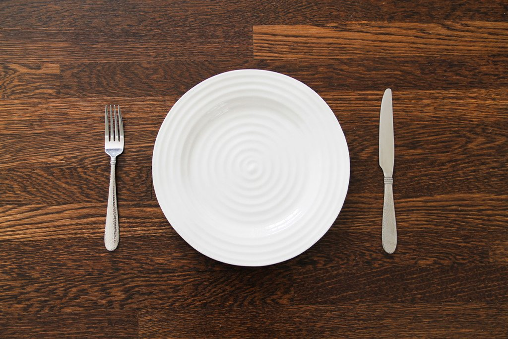 Fasting as Feasting on God